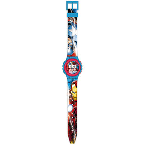 Marvel Avengers digital watch - kalender data