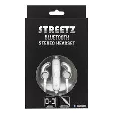 Streetz Bluetooth Stero Headset