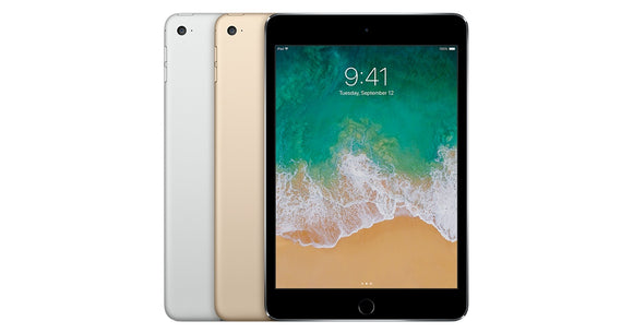 iPad Mini 4 - kalender data