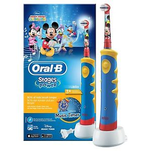 Oral-B Stages Power tandborste - kalender data
