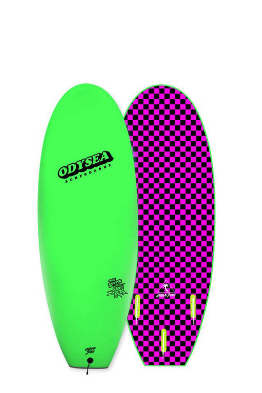 Odysea 50 Stump - Thruster Lime 18