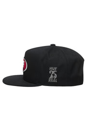 Real HUF Snapback Hat
