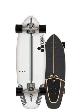 "30.75"" Channel Islands x Carver Flyer Surfskate - CX Raw"