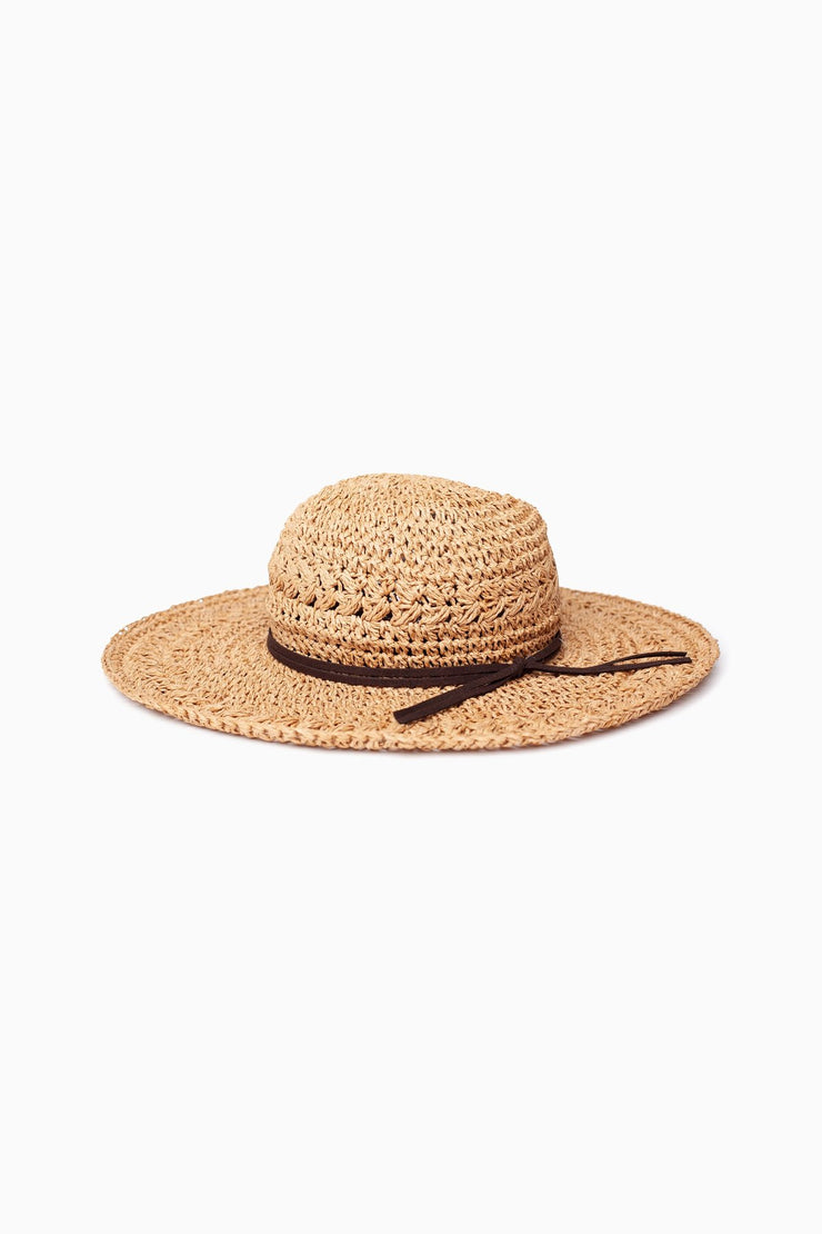 Maluka Hat - Straw