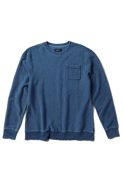 Throttler Crew Sweatshirt - Indigo