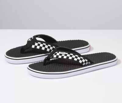 MN La Costa Lite - Checkered Board - Black/White