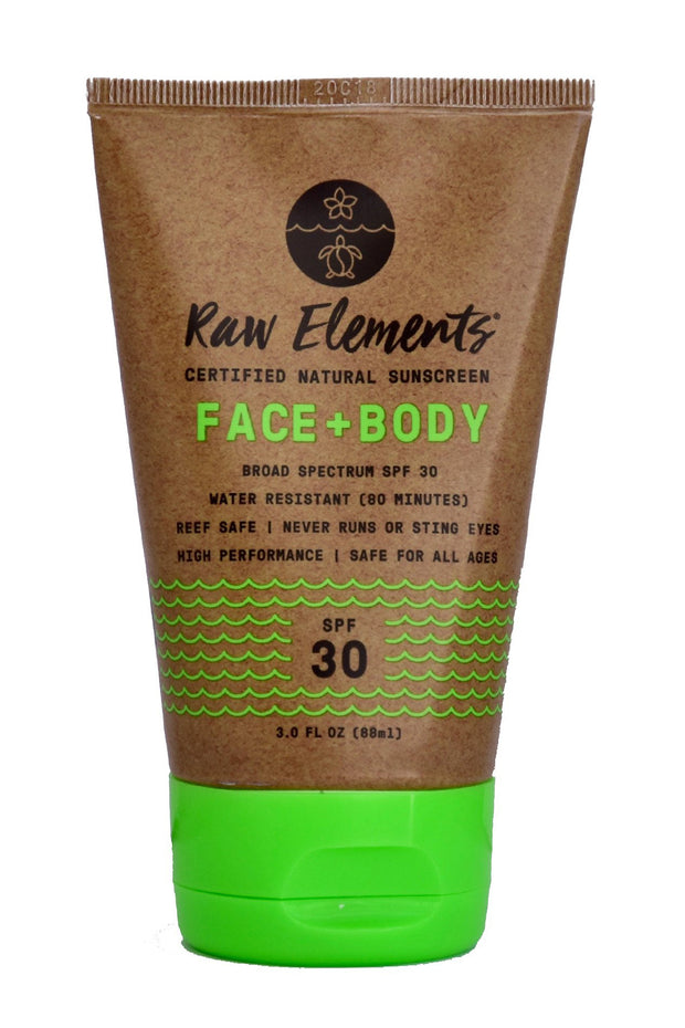 Eco Formula Face and Body Tube - SPF 30