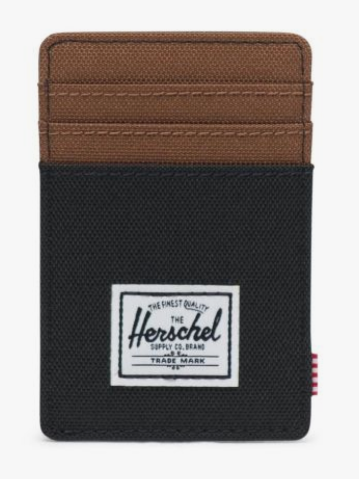 Raven Wallet - Black Saddle