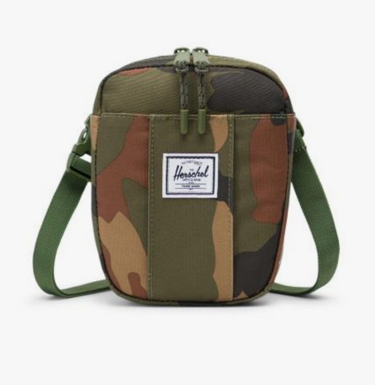 Cruz Cross Body Pack - Camo