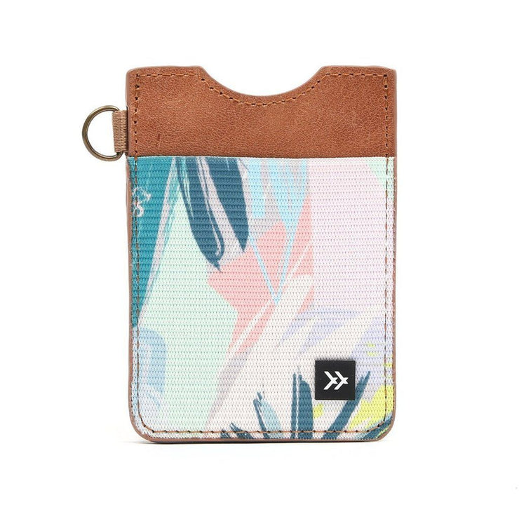 Paradise Wallet - Brown