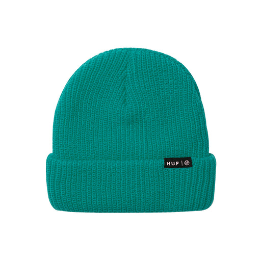 Essentials Usual Beanie - Quetzal Green