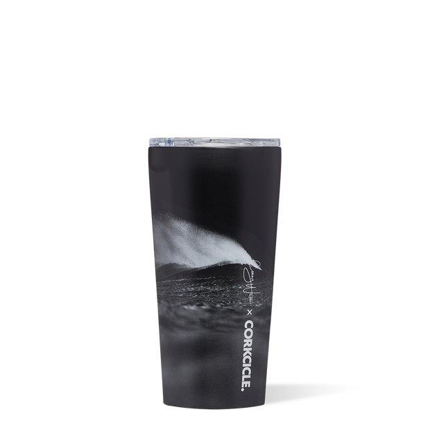 Tumbler - 16oz - Corey Wilson - Night Swim