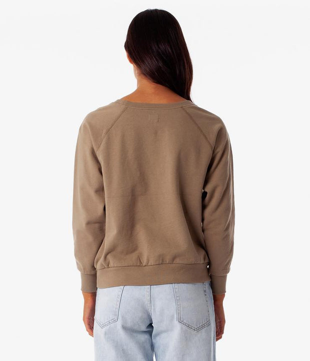 Montana Pullover - Olive