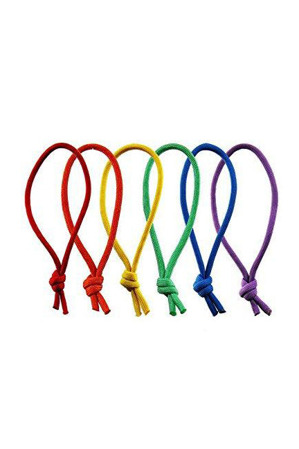 6-Pack Pro Tour Quality Leash String Cord for Surfboard, Longboard and SUP