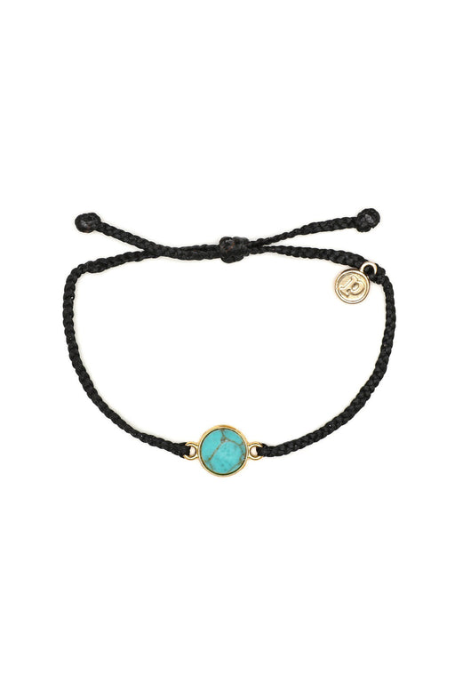 Riveria Stone Bezel Gold - Bracelet
