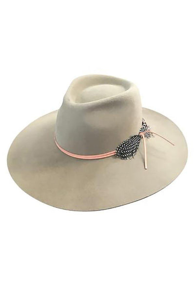 Montana - Felt Fedora - Putty