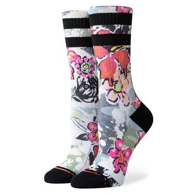 Women's - Soul Flower Crew - Multi