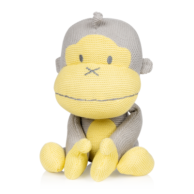 Duke Knitted Stuffed Animal - Large