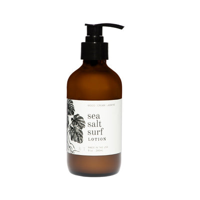 8 oz. Lotion - Botanical Collection - Sea Salt Surf