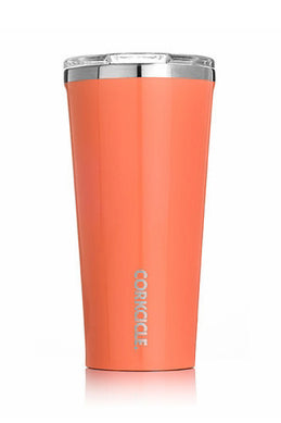 Tumbler - 16oz Gloss Peach Echo