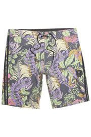 "Kookabura 19.5"" Boardshort - Dark Grey"