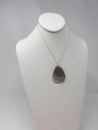Gypsy Life Quartz Stone Necklace