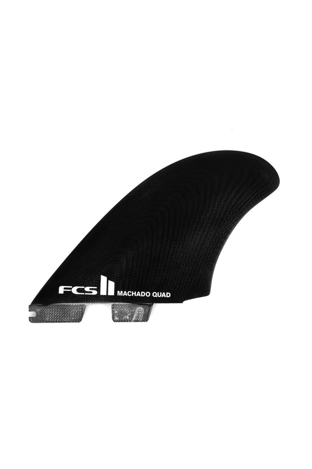FCS II Machado Quad Fins - Black