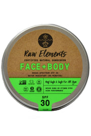 Eco Formula Face and Body Tin - SPF 30