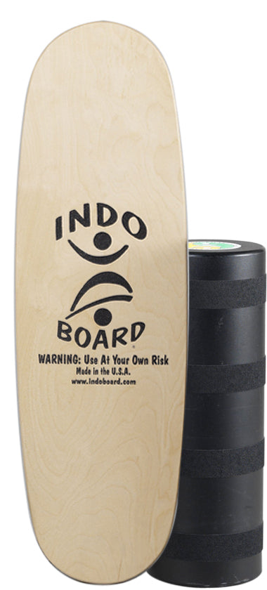 Indo Mini Pro Natural (deck & roller)