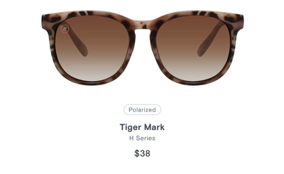 Tiger Mark - H Series - Polarized