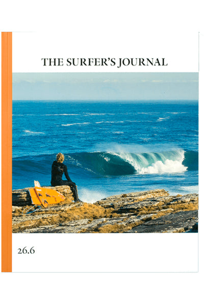 The Surfer's Journal - 26.6