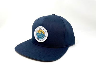 Gypsy Life Surf Shop Hat - Navy