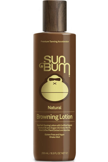 Natural Browning Lotion - 8.5oz