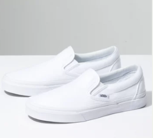 UA Classic Slip-On - True White