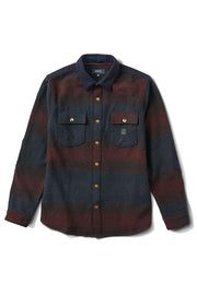 Nordsman Lightweight Flannel - Burgundy