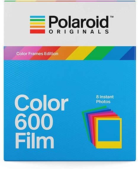 Color Film for 600 - Color Frames