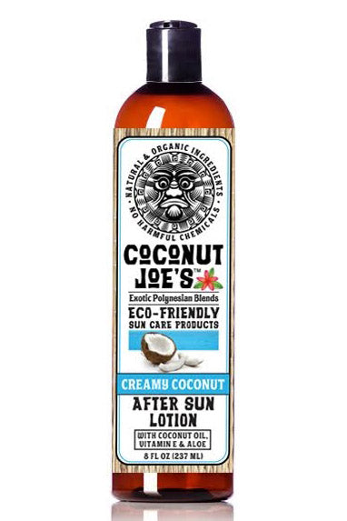 Creamy Coconut After Sun Lotion