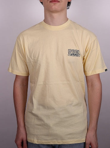 Rubber Co Shaper Tee - Double Cream