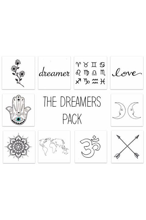Dreamers Pack