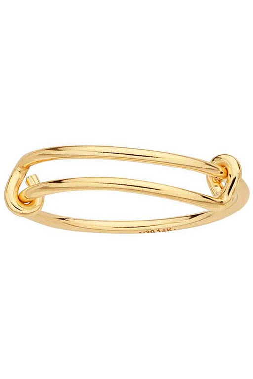 Gypsy Life Expandable Stacking Ring - Yellow Gold-Filled