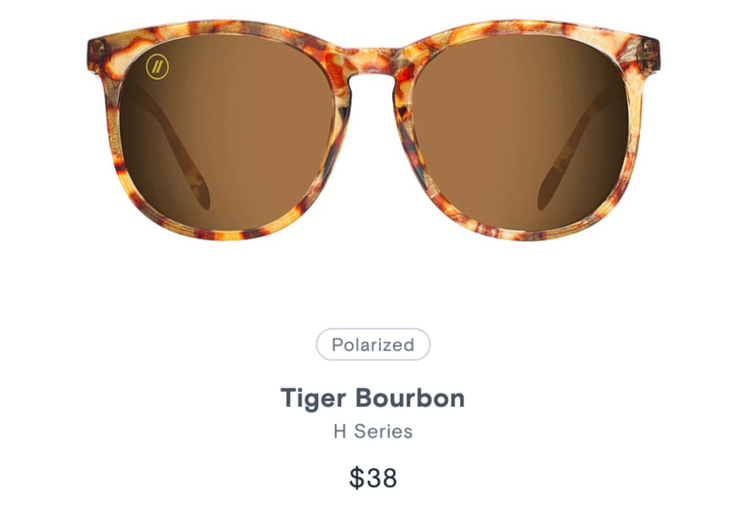Tiger Bourbon - H Series - Polarized