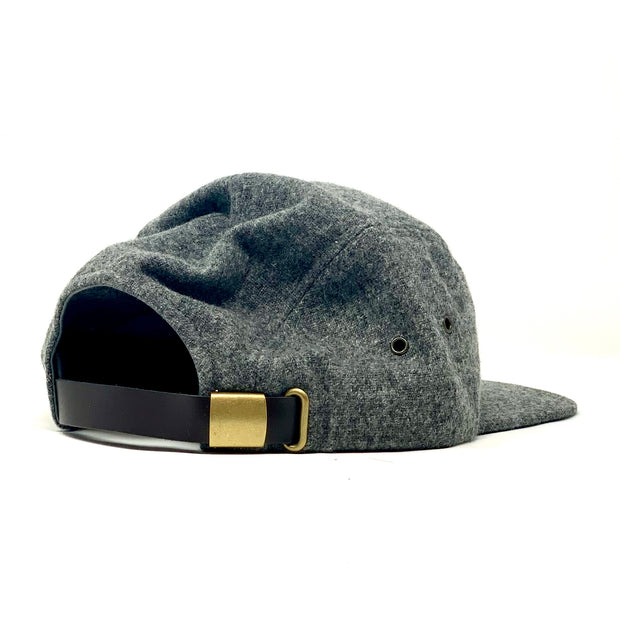 Gypsy Life Surf Shop Hat - Heather Grey