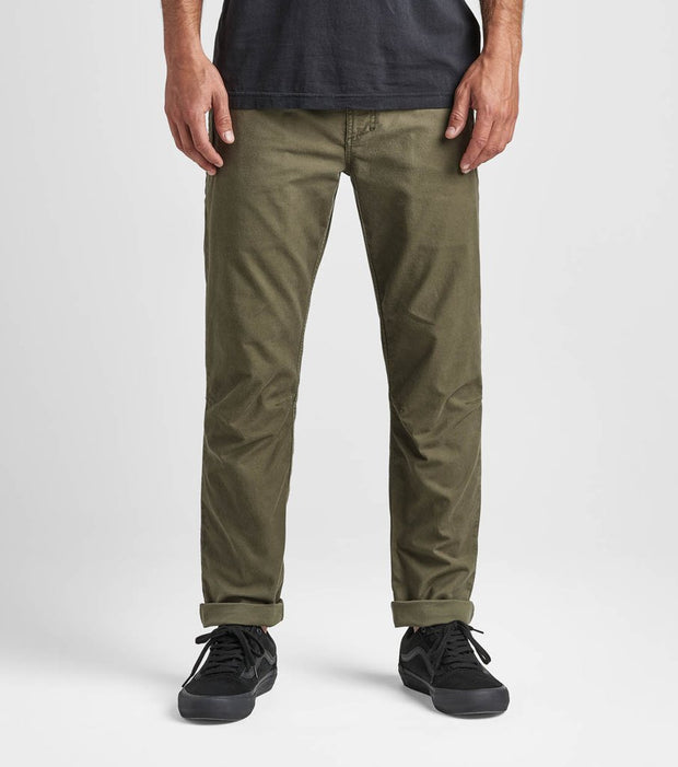 Layover Pant - Military