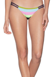 Trippin' Split Reversible Bikini - Bottom - Signature Cut