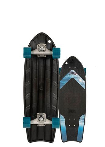 "27"" Mini Bureo Ahi Surfskate - CX Raw"