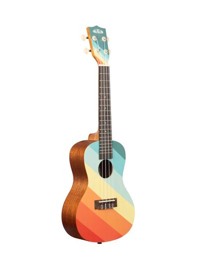 Far Out - Surfboard Concert Ukulele