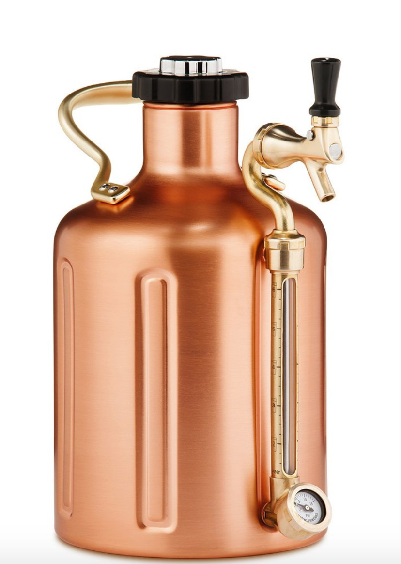 uKeg 128 Copper-Plated