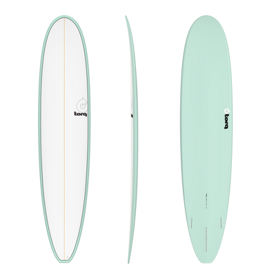 "9'0"" Long Pineline Seagreen with White Deck"