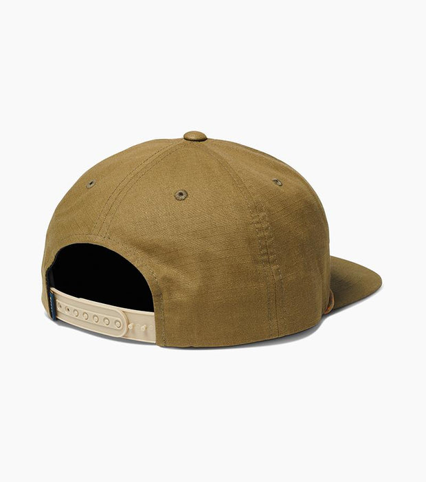 Grizzly Snapback Hat - Military