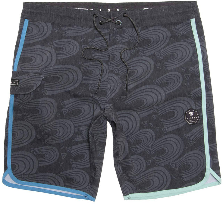 "Surfrider 19.5"" Boardshort - Phantom"